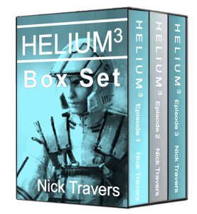 Helium3 Box Set Save 60% Buy Now