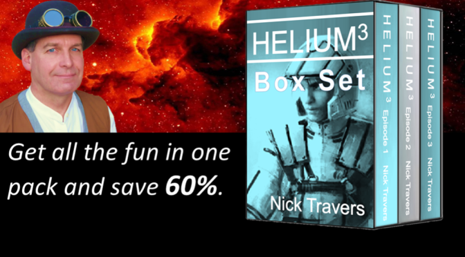 Helium3  Box Set