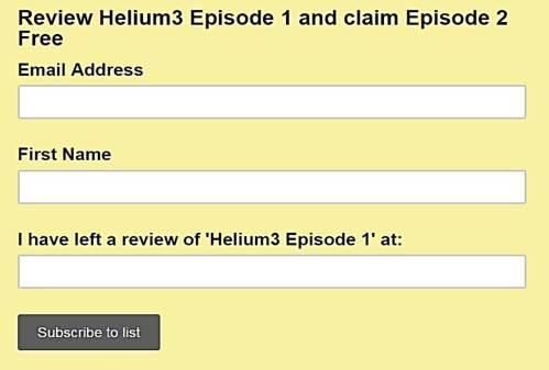 H3 E2 Claim form