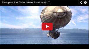 Book Trailer Video