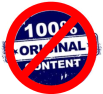 No original content